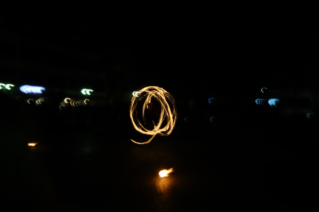 Long exposure I